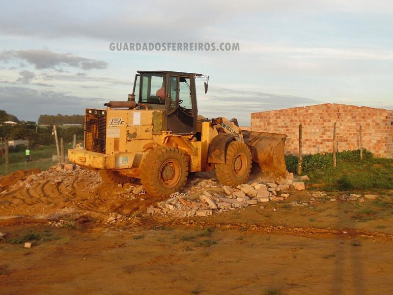 Reintegração de Posse em Guarda dos Ferreiros ( Fotos: Marcelino Alves 034 9 9805-6723) -